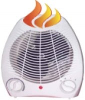 Small two speed heater